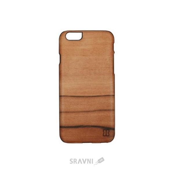 Фото Man&wood iPhone 6 Wood Sai/Black (M1418B)