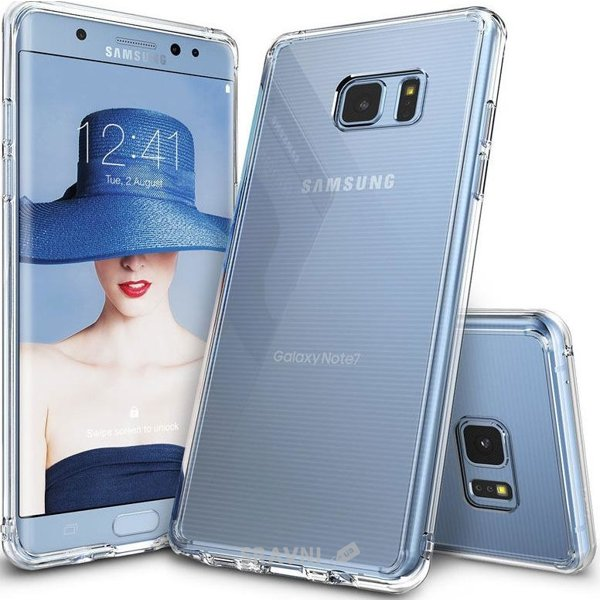 Фото Ringke Fusion Samsung Galaxy Note 7 N930F Crystal View (829548)