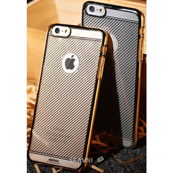 Фото Remax Shadow PC iPhone 6 Silver