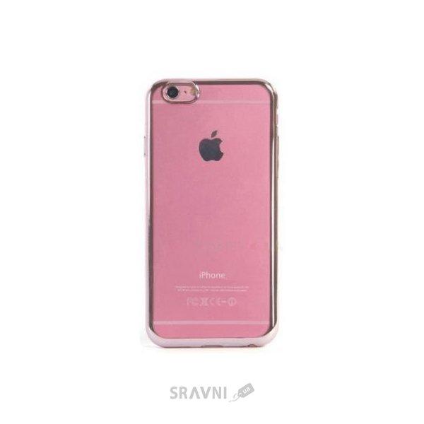 Фото Tucano Elektro Flex Case for iPhone 6/6s Pink (IPH6S4EF-PK)