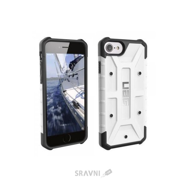 Фото Urban Armor Gear iPhone 7/6S White (IPH7/6S-A-WH)