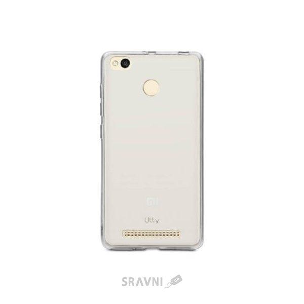 Фото Utty Ultra Thin TPU Xiaomi Redmi 3S Transparent