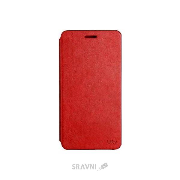Фото Utty Book-case Samsung Galaxy A7 2016 Red