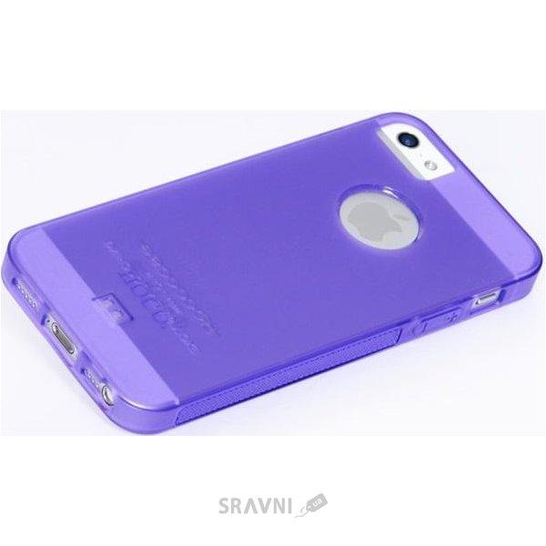 Фото Hoco Cool Classic for iPhone 5/5S HI-T007 Purple