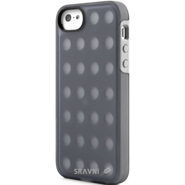 Фото Incase Pro Hardshell Case Black Ice for iPhone 5/5S (CL69060)