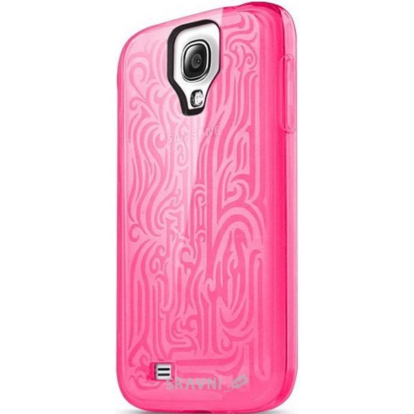 Фото Itskins Ink for Galaxy S4 pink (SGS4-NEINK-PINK)