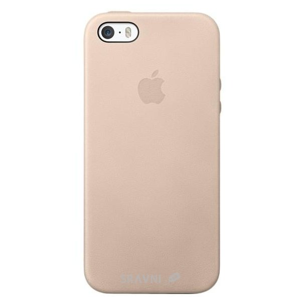 Фото Apple iPhone 5s Case Beige (MF042)