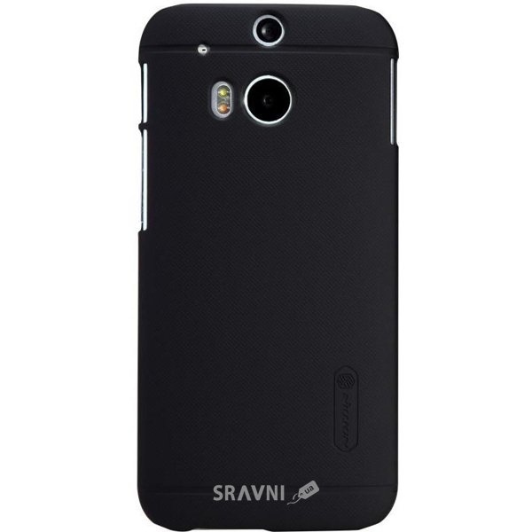 Фото Nillkin Super Frosted Shield for HTC One M8 (Black)