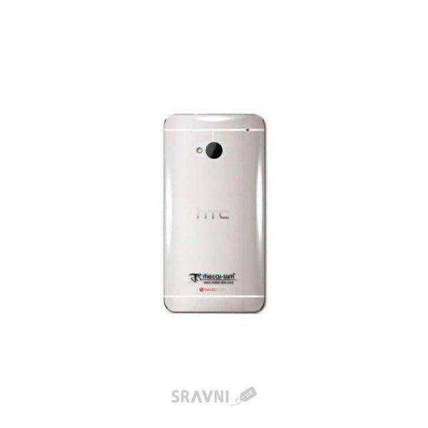Фото Metal-Slim HTC ONE M7 Transparent (C-H0023MX0017)