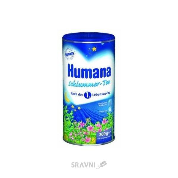 Фото Humana Чай Сладкие сны,200 г