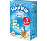 Фото Малыш Молочная смесь с рисовой мукой, 350 г