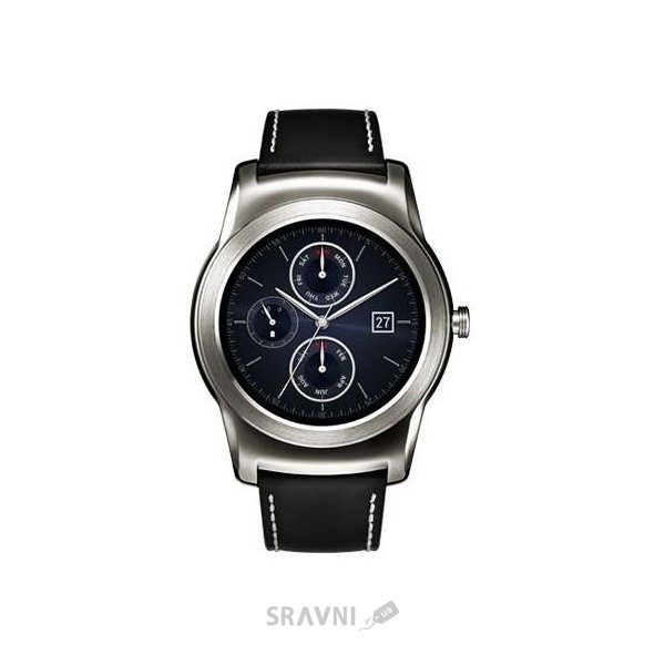 Фото LG Watch Urban (Silver)