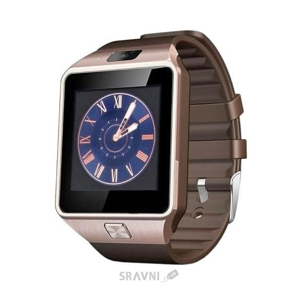 Фото UWatch Smart DZ09 (Gold Edition)