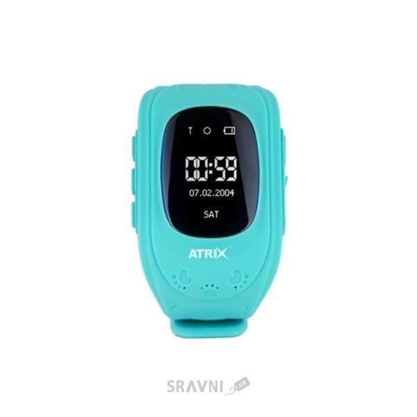 Фото Atrix Smart watch iQ300 GPS (Green)