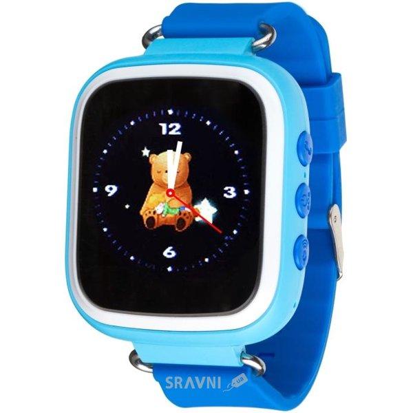 Фото Atrix Smart watch iQ200 GPS (Blue)