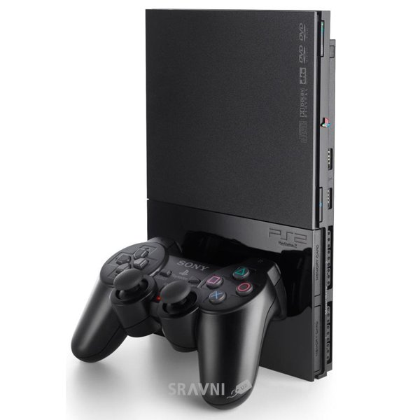 Фото Sony PlayStation 2 Slim