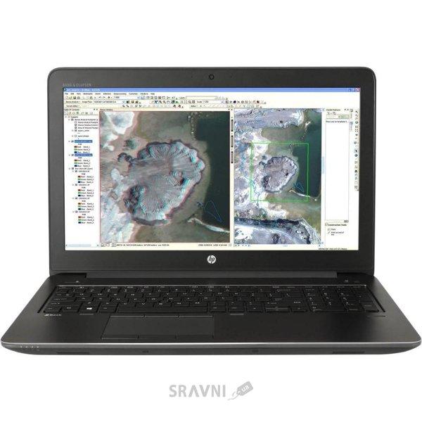 Фото HP ZBook 15 G3 T7V52EA