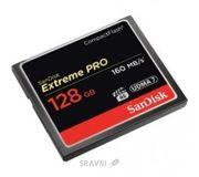 Фото SanDisk 128 GB Extreme Pro CompactFlash SDCFXPS-128G-X46