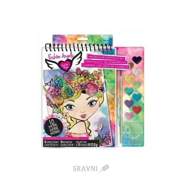 Фото Fashion Angels Альбом для рисования красками, Классика (11925)