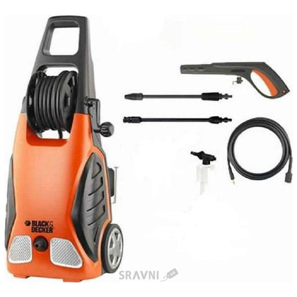 Фото Black&Decker PW 2000 T