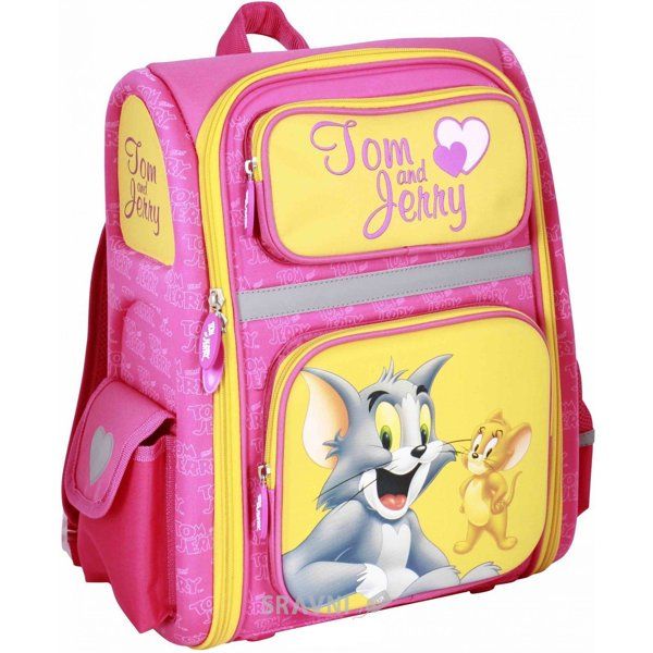Фото Cool For School Tom and Jerry (TJ02809)