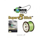 Фото PowerPro Super 8 Slick Aqua Green (0.43mm 135m 50.0kg)