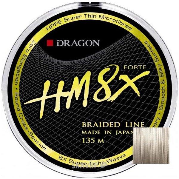 Фото Dragon HM8x серый (0.08mm 135m 6.6kg)