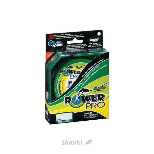 Фото PowerPro Super Lines Moss Green (0.08mm 135m 4.0kg)
