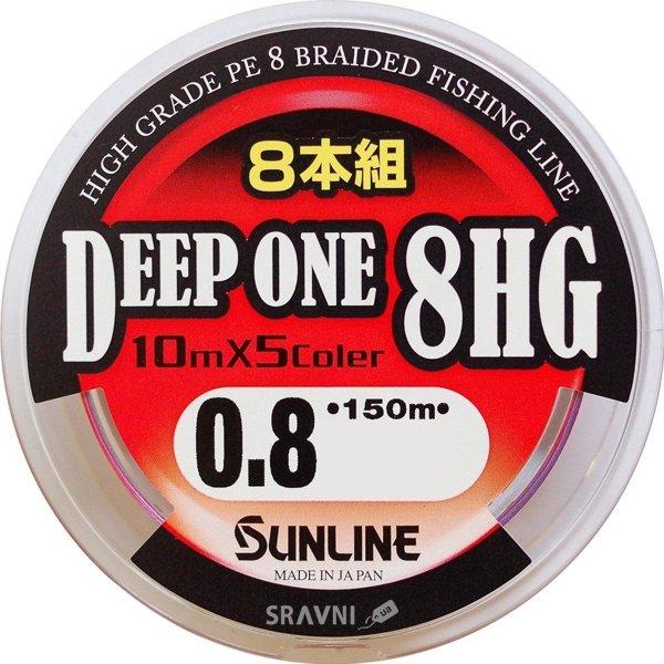 Фото Sunline Deep One 8HG (0.128mm 150m 4.2kg)