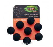 Фото ТехноКарп Искус. приманка Texno EVA Balls / Black / 10mm / 8pcs