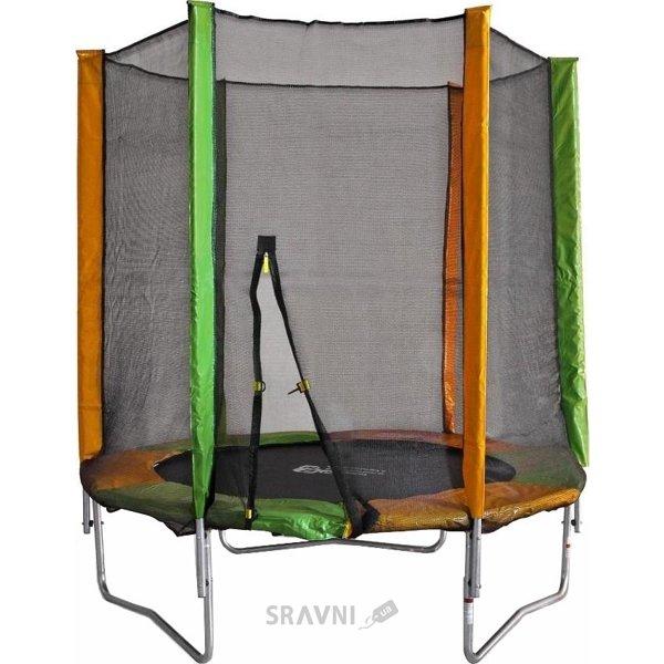 Фото KIDIGO Батут 183 см с защитной сеткой