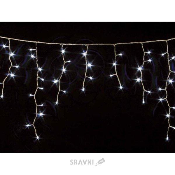 Фото Delux Icicle 120 LED 2x0.9m тепло-белый/белый IP44 (90004712)