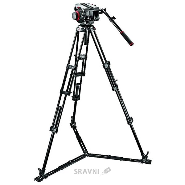 Фото Manfrotto 545GBK/509HD
