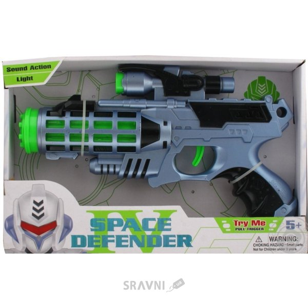 Фото TopSky Space Defender 29 см (143091)