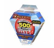 Фото Xploderz Дополнительный пакет боеприпасов Ammo Refill Pack Red (45120)