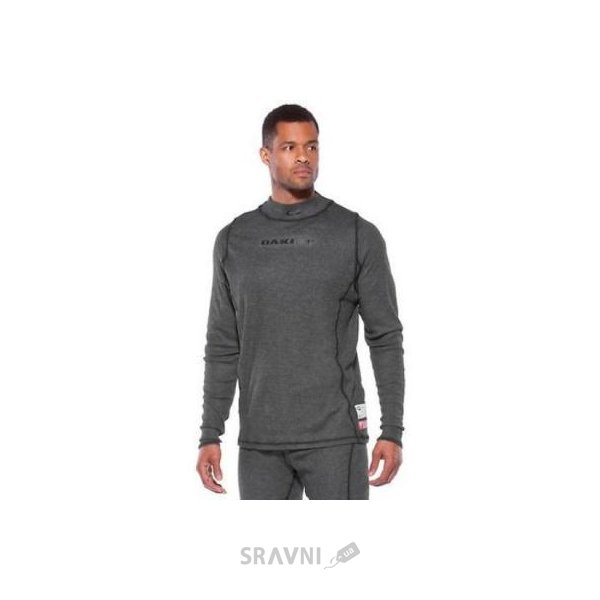 Фото Oakley Термофутболка Oakley 5.5 Oz Carbonx Long Sleeve Shirt