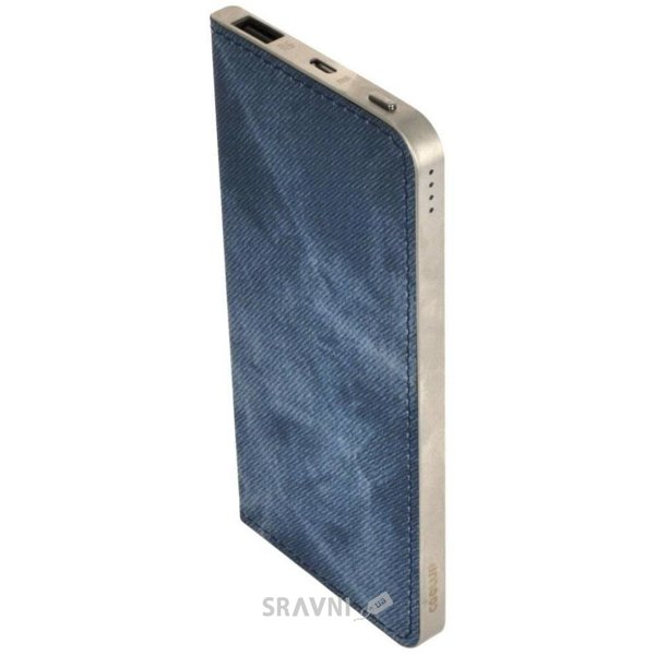 Фото COOLUP Power Bank Y005 4000mAh Jeans