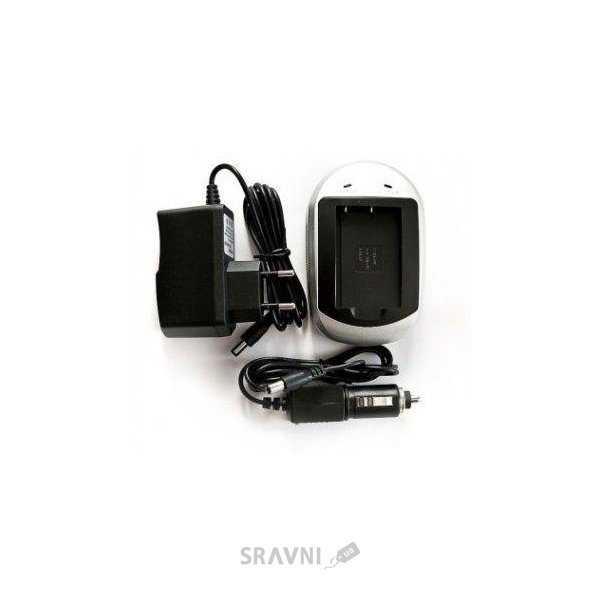 Фото ExtraDigital Зарядное устройство для Canon NB-10L - DV00DV3044
