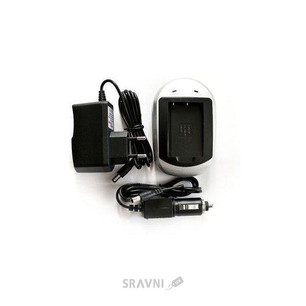 Фото PowerPlant Зарядное устройство для Olympus PS-BLS1 (DV00DV2193)