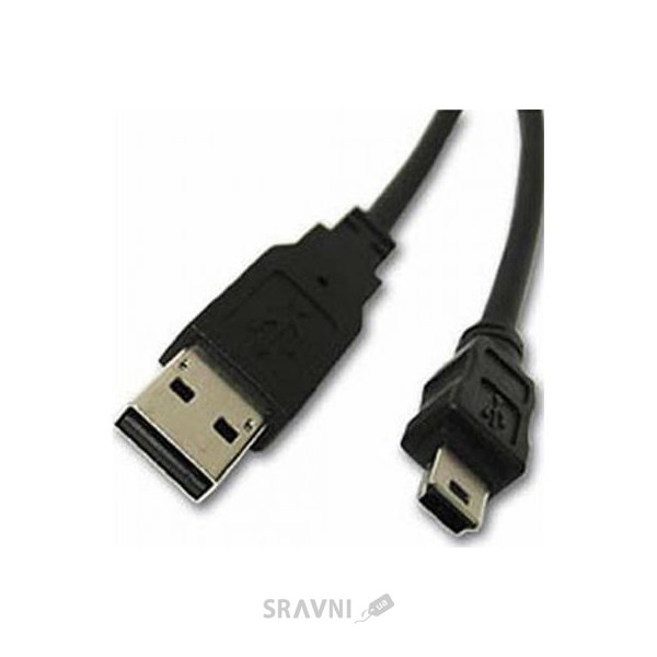 Фото ATcom USB 2.0 AM to Mini 5P 0.8m (3793)