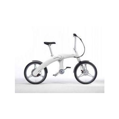 Фото Гибридный велосипед Mando Footloose 20' (белый) Цв