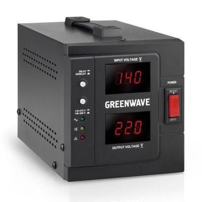 Фото Стабилизатор Greenwave Aegis 2000 Digital GREENWAV