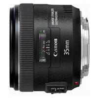 Цены на Объектив Canon EF 35mm f/2.0 IS USM CANON Canon EF 35mm f/2.0 IS USM – широкоугольный объектив с постоянным ФР. Крепление Canon EF и EF-S; встроенный стабилизатор изображения; автоматическая фокусировка; минимальное расстояние фокусировки 0.24 м; размеры, фото