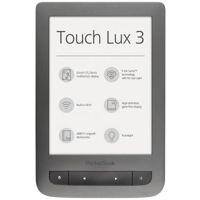 Цены на Электронная книга с подсветкой Pocketbook 626 Touch Lux3 Grey PocketBook, фото