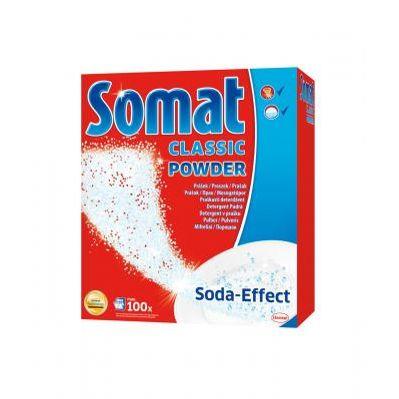 Фото Somat Порошок для посудомоечных машин 2,5 кг Порош