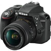 Цены на Nikon Nikon D3300 Kit AF-P 18-55mm VR Black VBA390K008 Nikon D3300 Kit AF-P 18-55mm VR Black в магазине гаджетов и электроники Фундук. Фотоаппараты Nikon по лучшим ценам!, фото