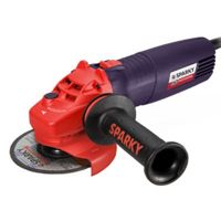 Цены на Шлифмашина угловая Sparky M 850 HD Мощность - 850 Вт Скорость вращения - 11000 об/мин Диаметр диска макс. - 125 мм 20117227, фото