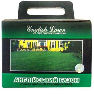 Фото Agrolux Трава газонная смесь Agrolux Английский га