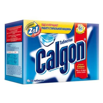 Фото Calgon Средство для смягчения воды Calgon таблетки