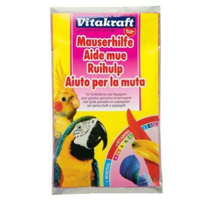 Фото Витамины для больших попугаев Vitakraft в период л